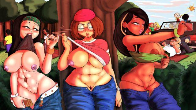 New Family Guy Porn